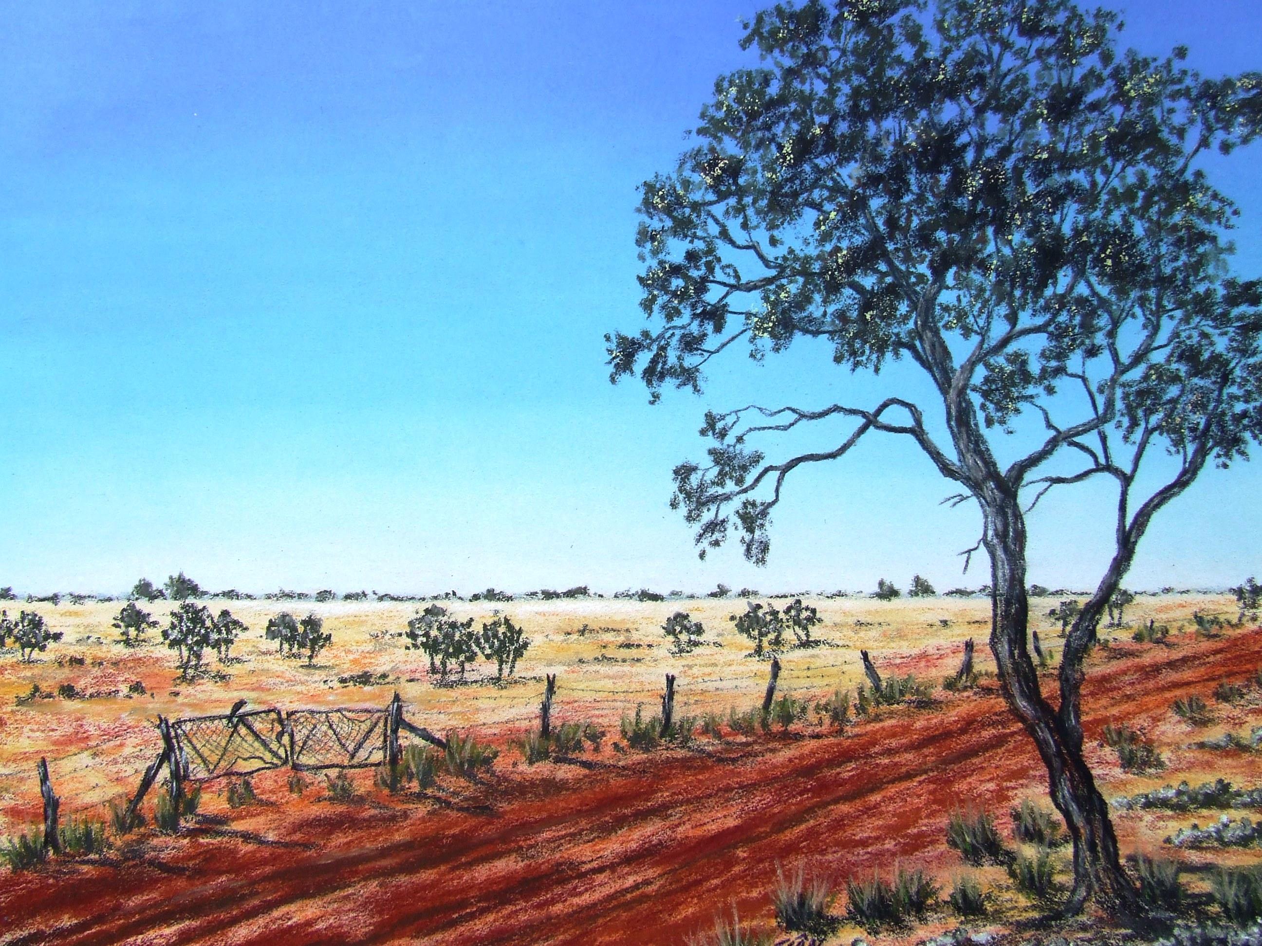 Famous Australian Landscapes Paintings