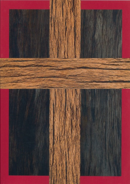"""The old rugged cross"" background."
