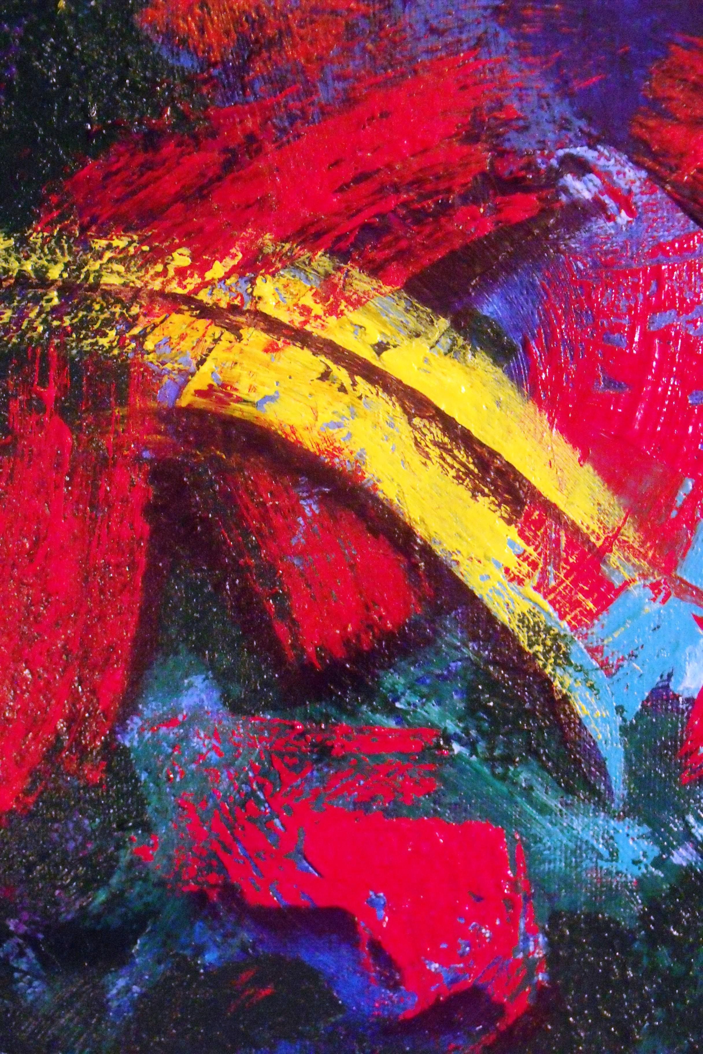 Abstract Art 1, Impressionism