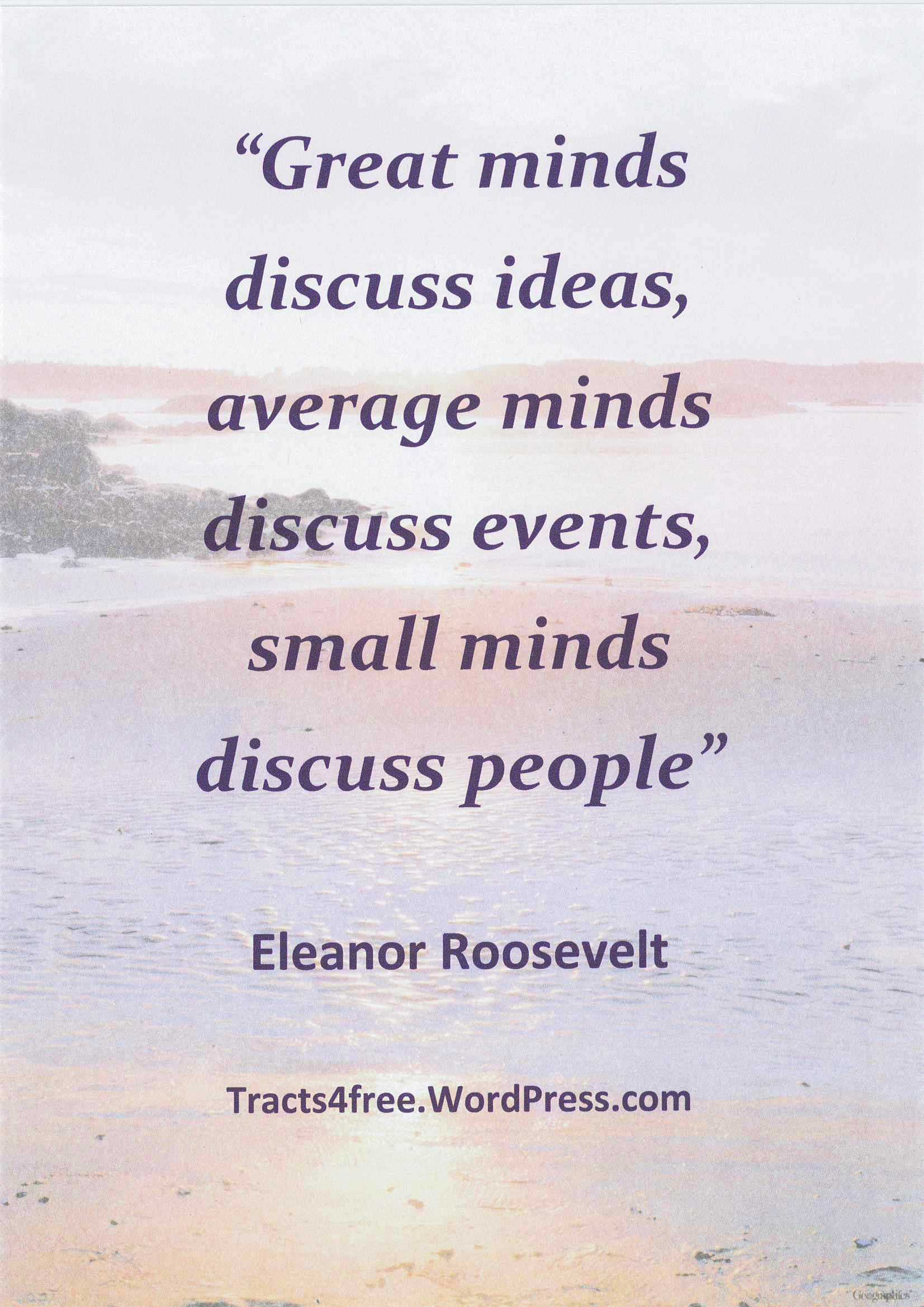 Eleanor Roosevelt Quotes Marines Quoteeleanor Roosevelt About Marines Best When The Internet