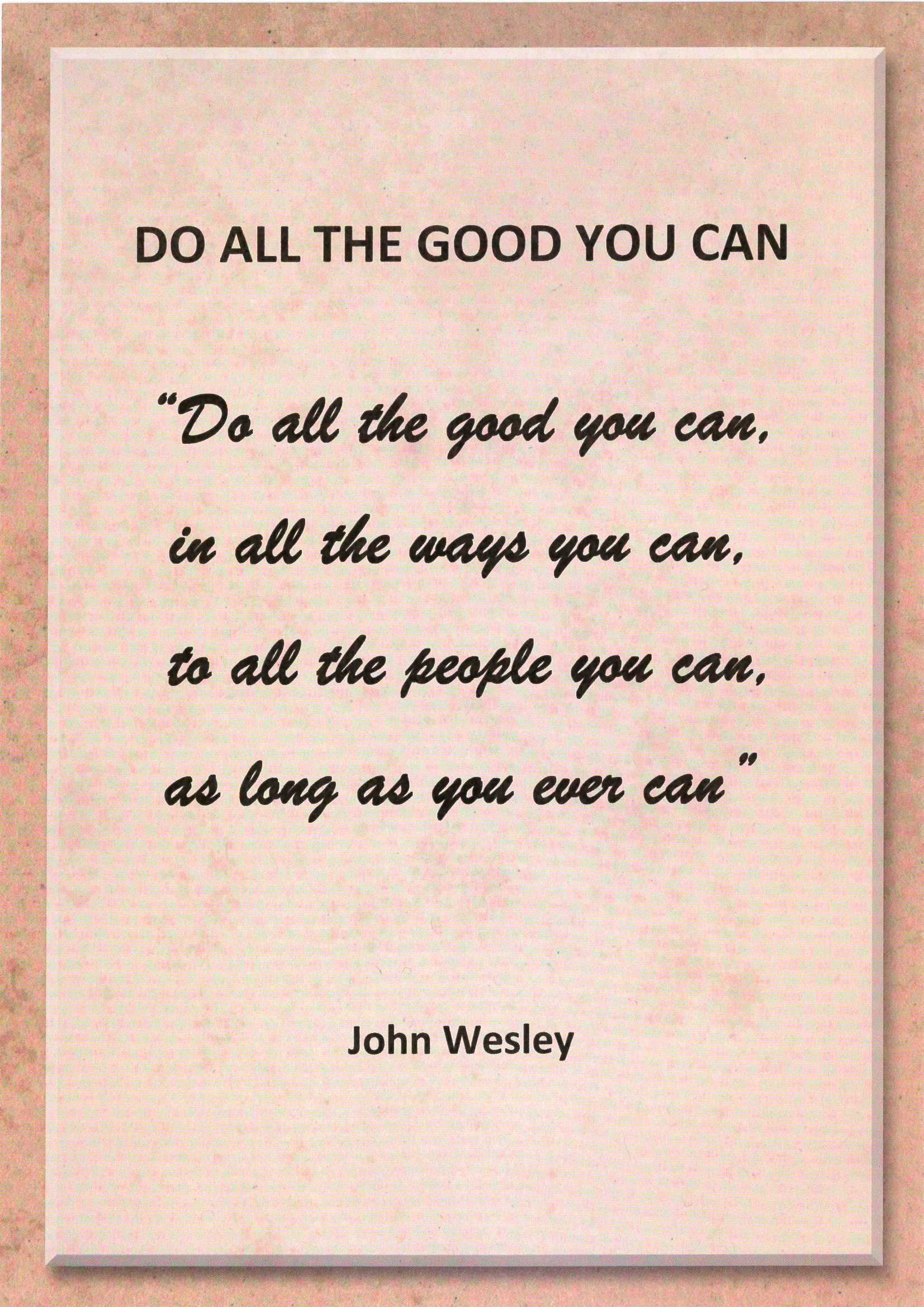 You Can Do It: Good Quote Posters