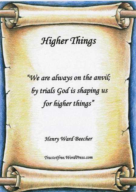 Henry Ward Beecher quote