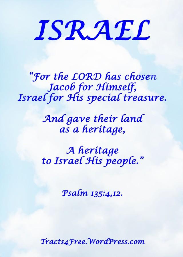 Israel poster.