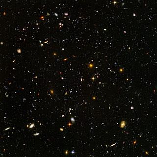 Galaxy, after galaxy, after galaxy....