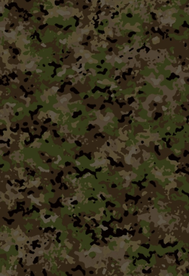 Camouflage background. Design by David Clode.